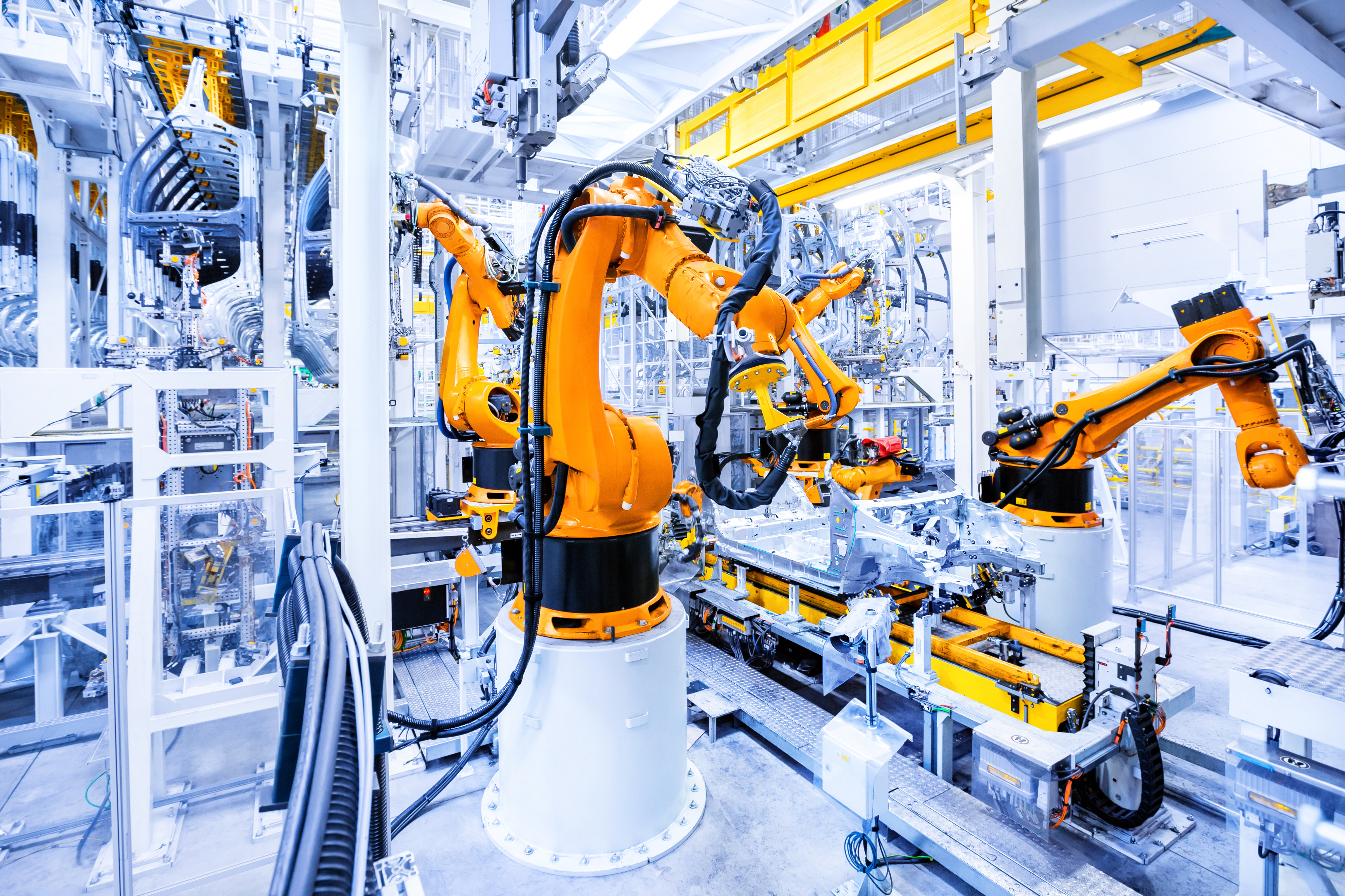 Automotive Robotics Automation