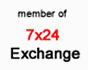 Member of 7x24 Exchange