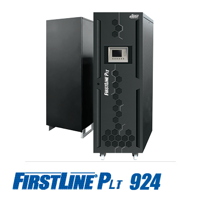 9-36 kW Three Phase, On-Line Double Conversion, UL924 Central Lighting Inverter