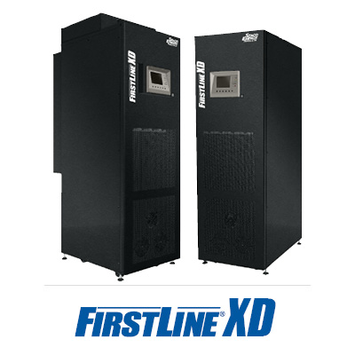 10-40 kVA Three Phase, On-Line Double Conversion, Uninterruptable Power System